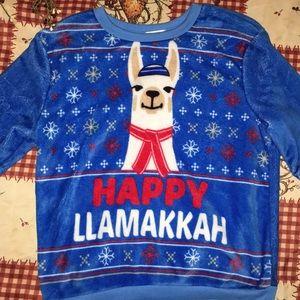 Happy llamakkah super soft  #hollidaywear